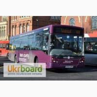 Изготовление и установка стекол на автобусы