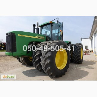 Трактор John Deere Джон Дир 9520 (450 лс) made in USA
