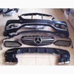 АКЦИЯ! Рестайлинг обвес AMG на Mercedes E212