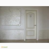 Межкомнатные двери с рисунком