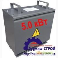 Продам Трансформатор ТСЗ-5.0 кВт