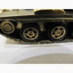 Продам модель танка Т-62(латунь)