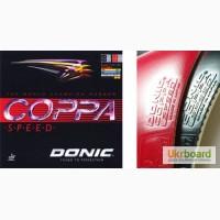 Накладка для тенісної ракетки Donic Coppa Speed
