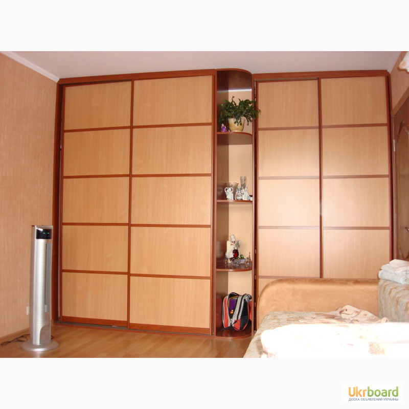 Фото к объявлению: шкафы-купемебель для гардеробной раздвижн.