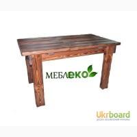 Деревянные столы, Стол Овен