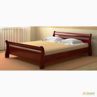 Продам бу из натурального дерева односпальная кровать в украине