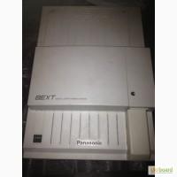 Продам мини АТС Panasonic KX-TD816+ модуль расширение KX-TD170X +системный аппарат KX-7230