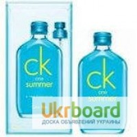 Calvin Klein CK One Summer 2008 туалетная вода 100 ml. (Кальвин Кляйн Си Кей Уан Саммер