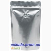 Пакет для кофе с клапаном дегазации (пакет Дой-пак)