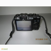 Полупрофессиональный фотоаппарат Canon PowerShot G9