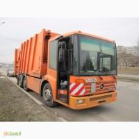 Аренда мусоровозов и другой коммунальной спецтехники