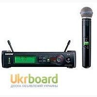 Радиомикрофон SHURE Beta 58A-SLX4