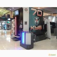 Аттракцион виртуальной реальности 7D Cube