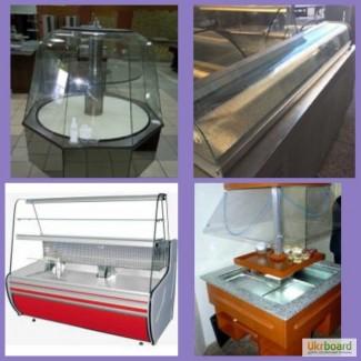 Распродажа холодильных и тепловых витрин б/у для гастрономии