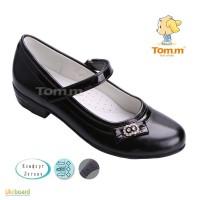 Туфли для девочки в школу ТОМ М арт.1457B с 32-37 р