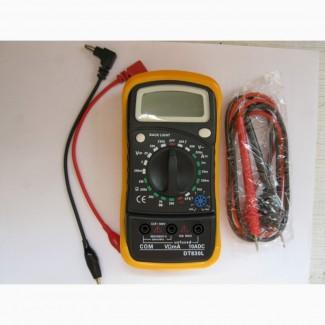 Мультиметр DT830L
