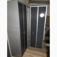 Шкафы для спецодежды бу., купить шкафчики металлические б/у