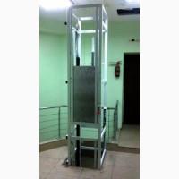 Сервисный подъёмник-лифт для продуктов питания. Кухонный, ресторанный