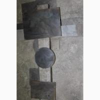 Делаем закладные пластины (детали) под заказ