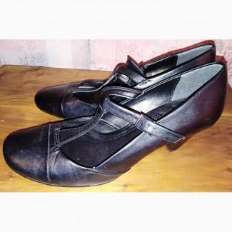 Кожаные туфли Clarks, размер-38-38, 5