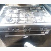 Плита газовая 5 конфорок с духовкой ARDO PL998XS бу как новая