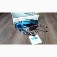 Видеорегистратор-зеркало 4.3 FULL HD+камера заднего вида в ПОДАРОК