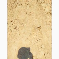 Песок Волноваха, доставка от 20 тонн