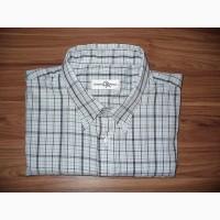Мужская рубашка тенниска Новая CHARLES TATUUM XL 43/44