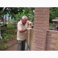Каменщик -кладка облицовочного кирпича