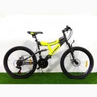 Горный велосипед Azimut Tornado 26 D