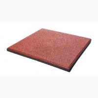 Резиновые плиты террасные, 50 см х 50 см, толщина 30 мм