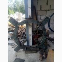 Люнет неподвижный для токарного станка 1М65 ДИП500 165 ф400-800мм