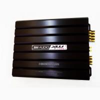 Автомобильный усилитель звука Boschman BM Audio XW-F4399 1700W 4-х канальный