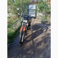 Продам мотоцикл Zongshen LZX 200S