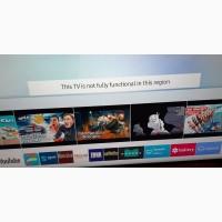 Настройка, разблокировка (смена региона) Samsung, LG Smart TV, из Европы
