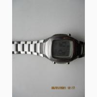 Часы CASIO водопылезащитные бу
