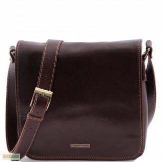 Продается эксклюзивная брэндовая муж. кожаная сумка New Style от Tuscany Leather (Италия)