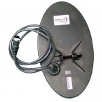 Высокочастотная катушка DD10х5 18,75 кГц для металлоискателей Х-терра