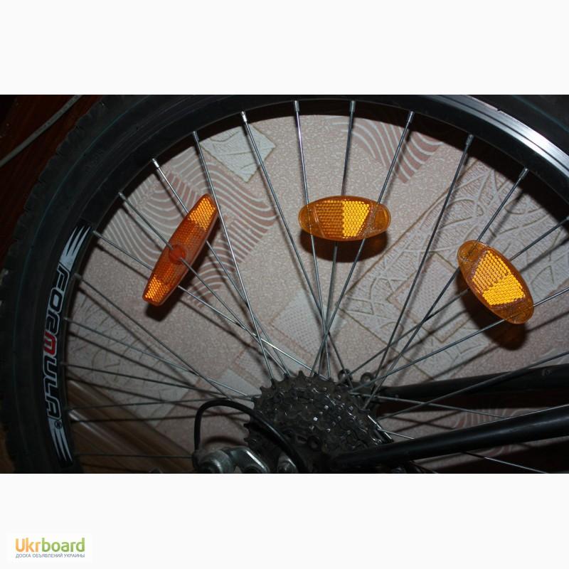 Как сделать катафот для велосипеда 623