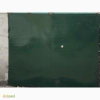 Ворота гаражные металлические сварные Луцьк