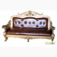 Элитная мебель для гостиной, Диван Король Лев