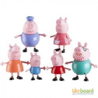 Свинка Пеппа и семья - эксклюзивный набор
