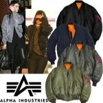 Лётная куртка MA-1 Alpha Industries USA