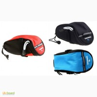 Подседельная сумка для велосипеда ROSWHEEL три цвета велосумка