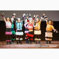 Эстрадный вокал для детей (Соломенский). Група Світ Чудес Міні 6-8 лет