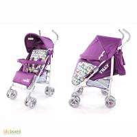 Коляска- трость прогулочная Tilly Rider bt-sb-0002 фиолетовая