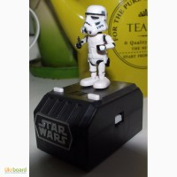 Фигурка Штурмовика марширующего под музыку Space Opera Star Wars