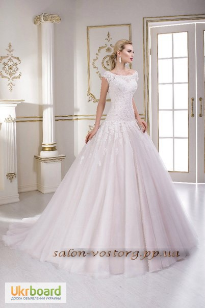 Купить Пышное Свадебное Платье
