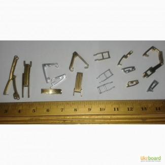 Застёжка на браслет женский разъёмный ( разные )