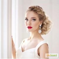 Аэромакияж Киев Цена. Свадебный макияж прическа